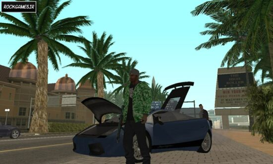 بازی Gta SanAndreas Edition v2
